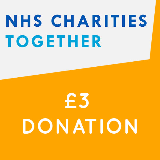NHS CHARITIES TOGETHER - £3 DONATION