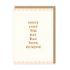Sorry Your Big Day Has Been Delayed Greeting Card