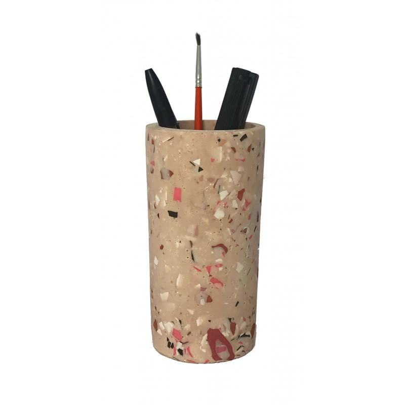Rose Crayon Pot