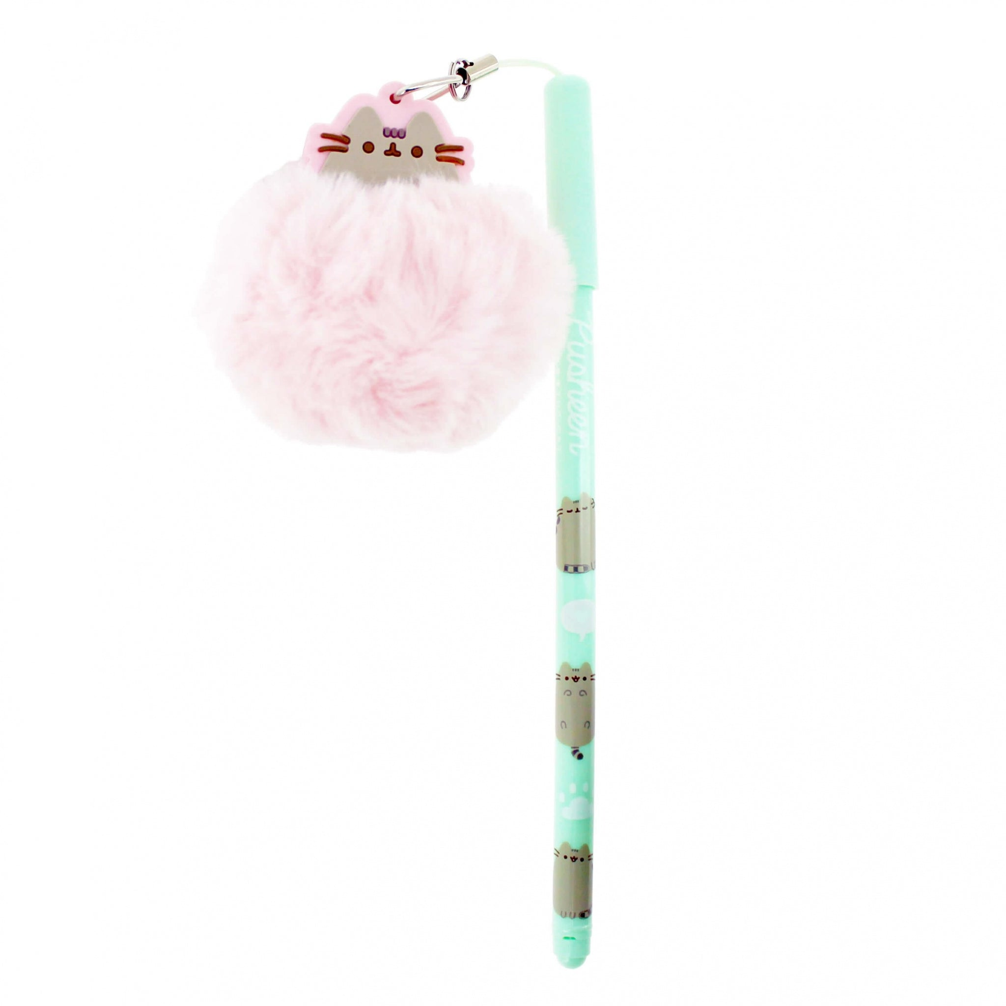 Pusheen Pen and Pom Pom