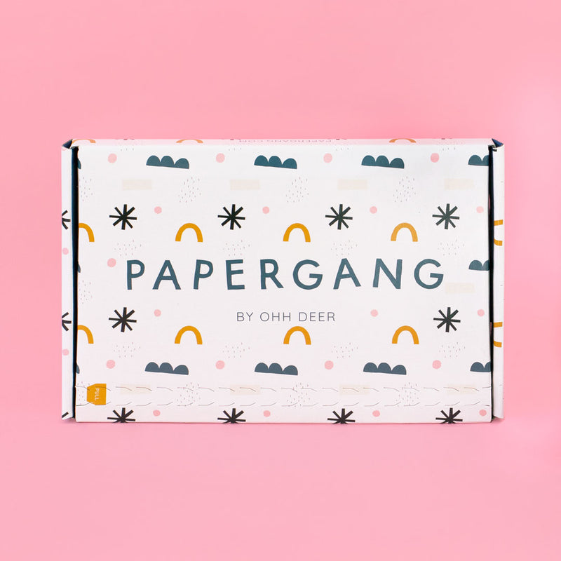 March 2020 Papergang Box