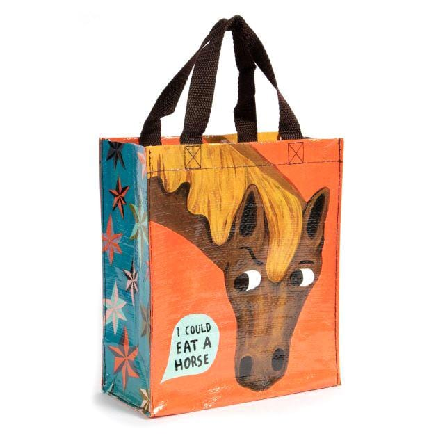 I Could Eat A Horse Handy Tote Bag