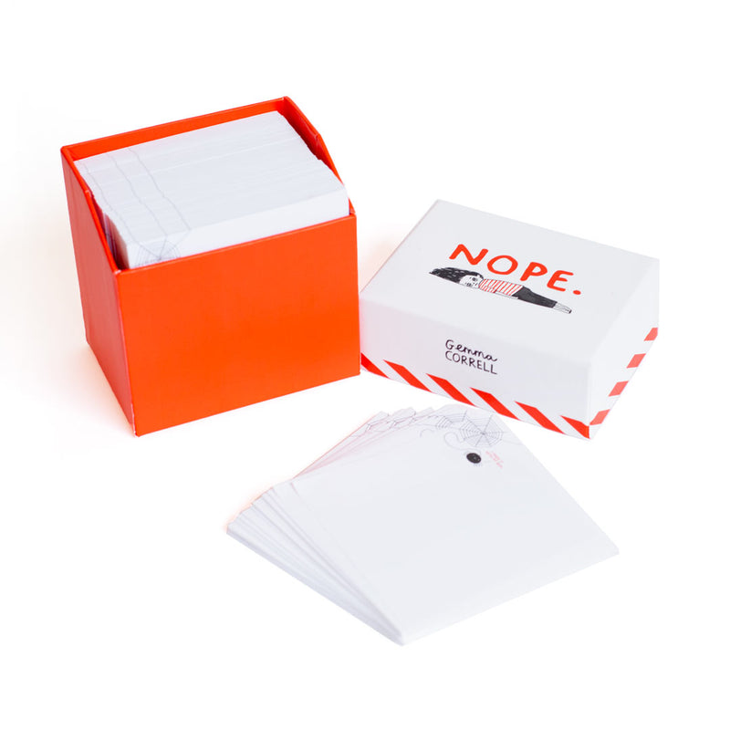 OUTLET Social Stationery Notes