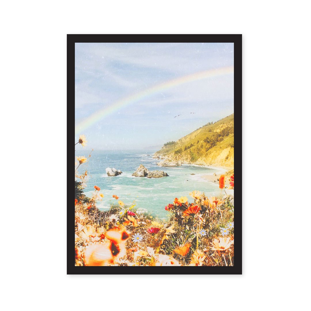 Happy Place A5 Art Print
