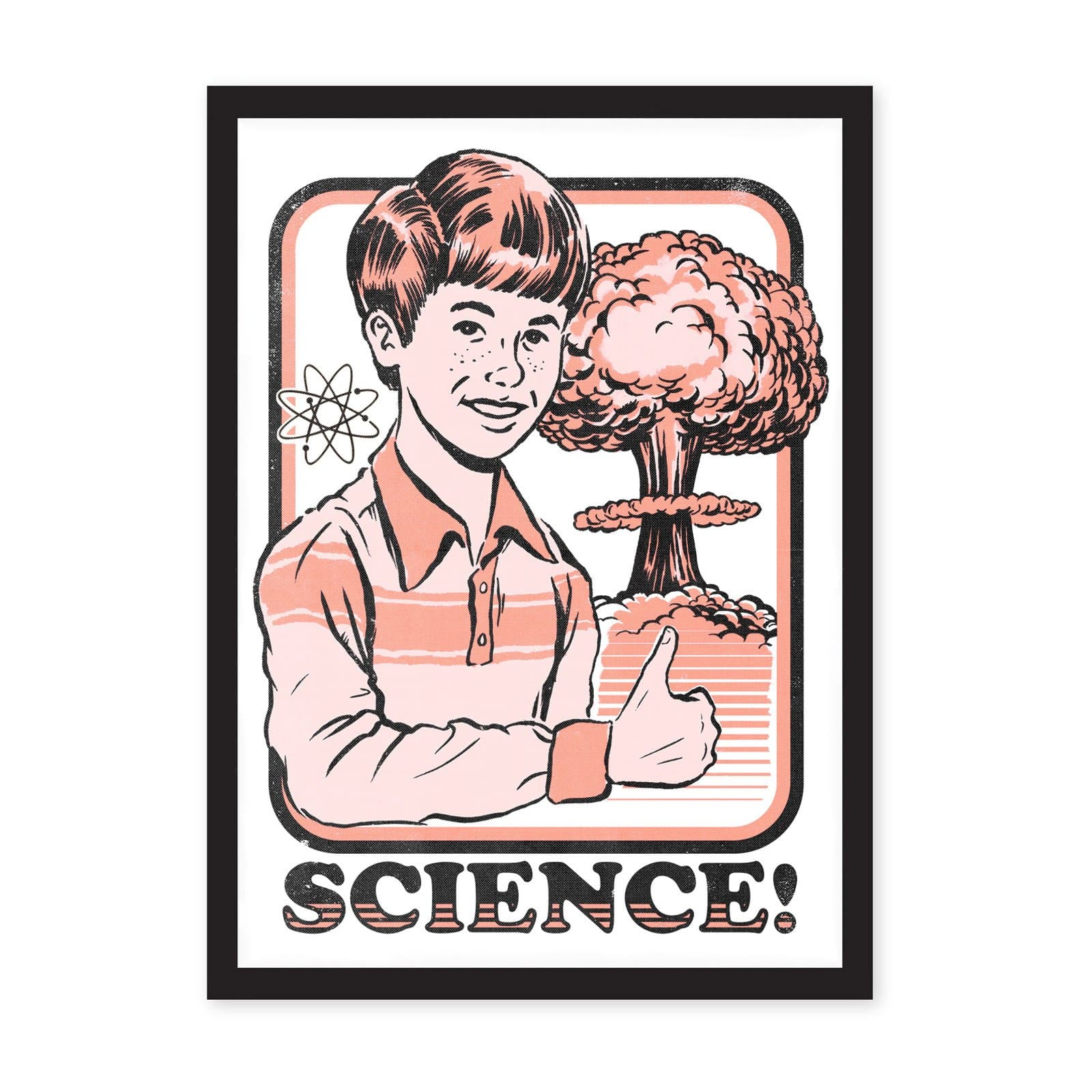 A4 Science! Riso Print
