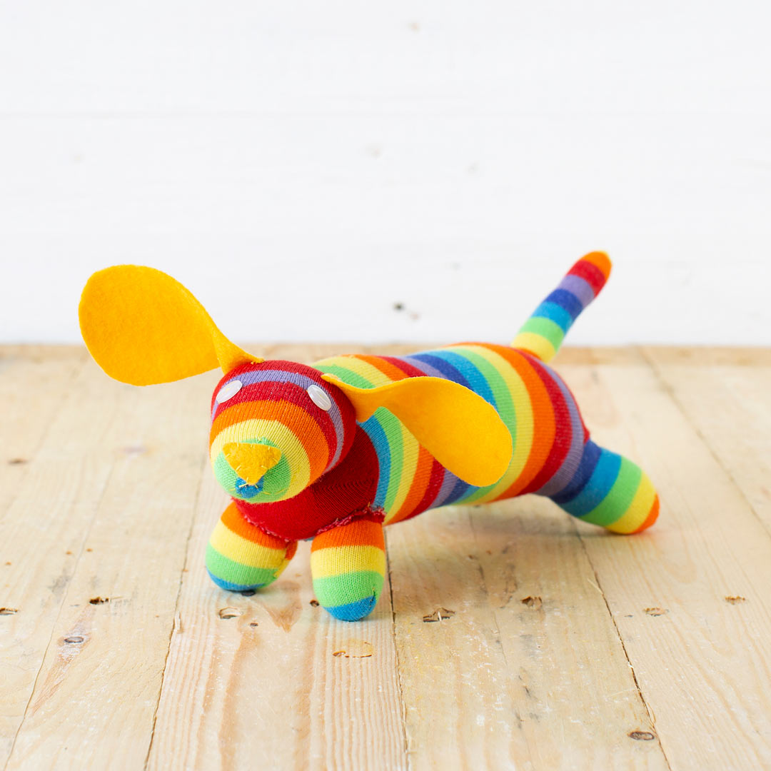 Sock Sausage Dog Craft Kit