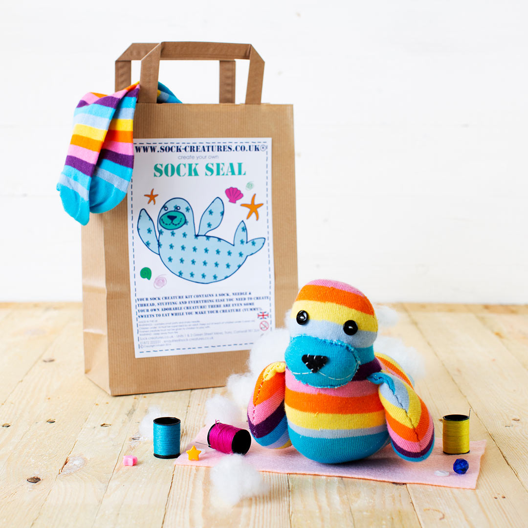 Sock Seal Craft Kit