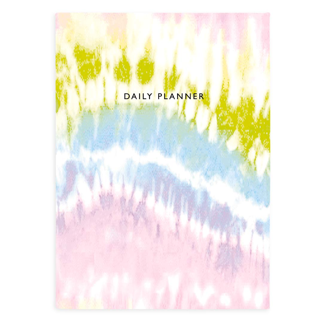 Urban Outfitters x Ohh Deer Tie Dye Daily Journal