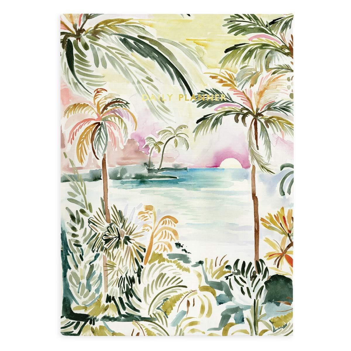 Urban Outfitters x Ohh Deer Sunset Palms Daily Planner