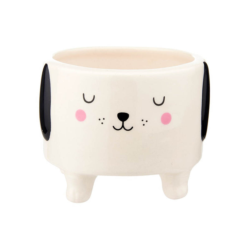 Barney The Dog Planter
