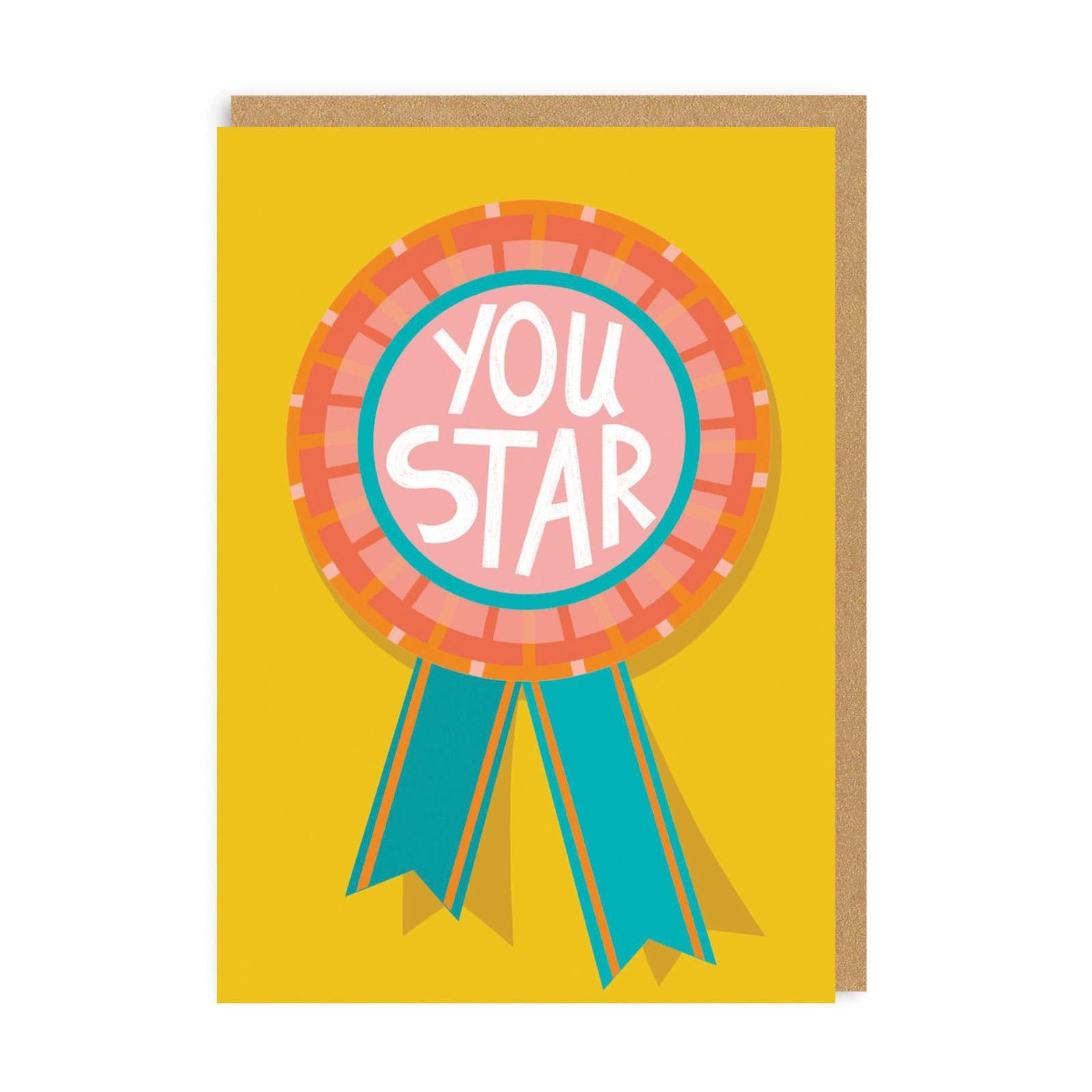 You Star Greeting Card