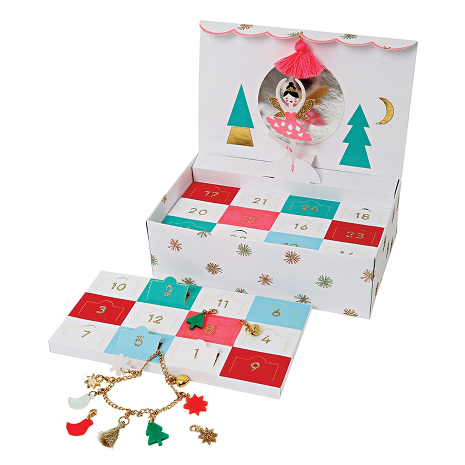 Jewellery Box Advent Calendar