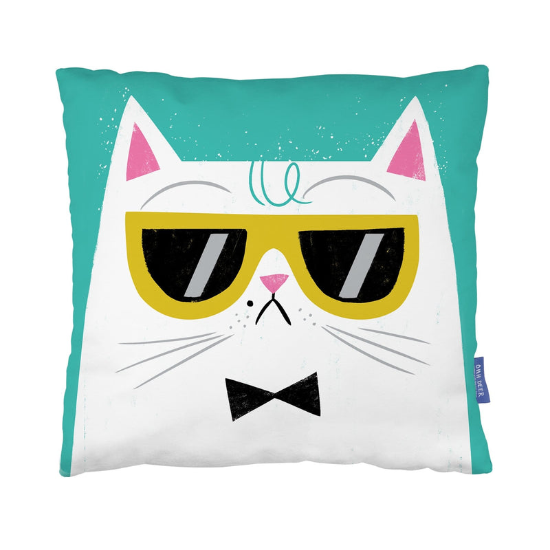 Cool Cat Cushion