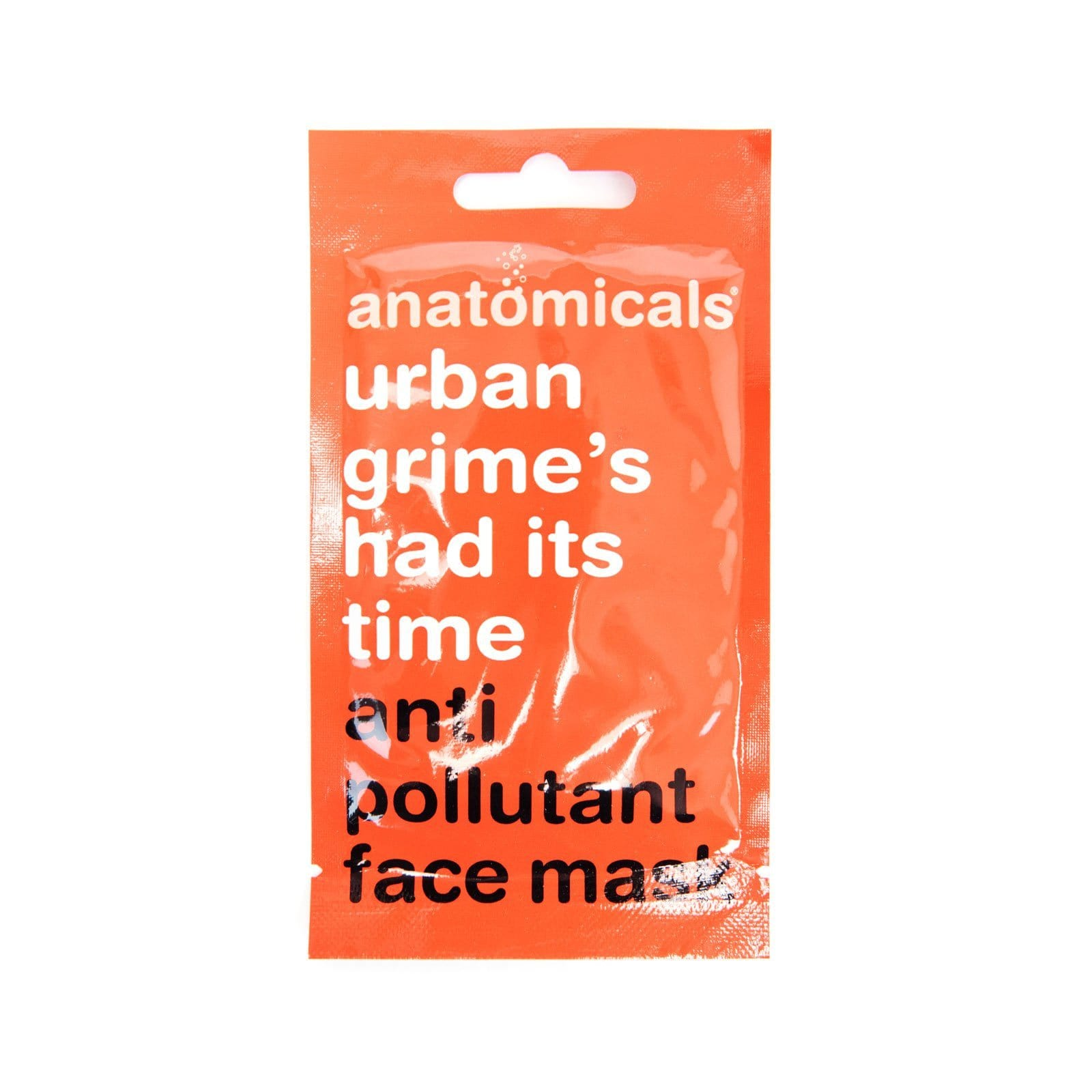 Urban Grime's Had It's Time Face Mask