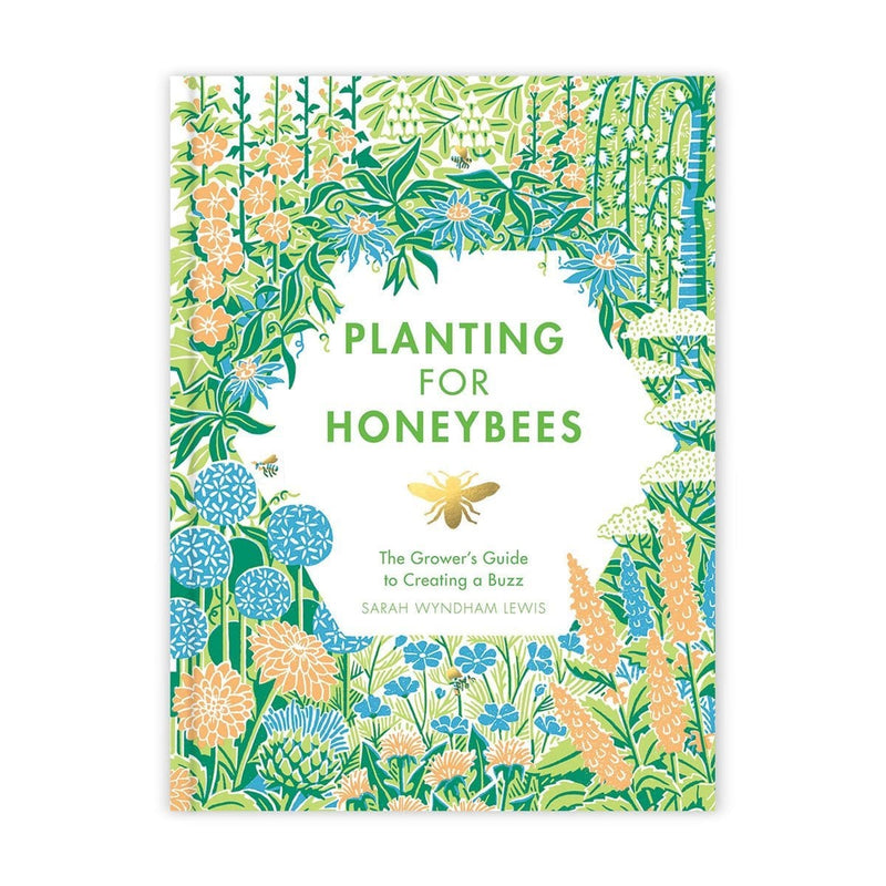 Planting For Honey Bees Book