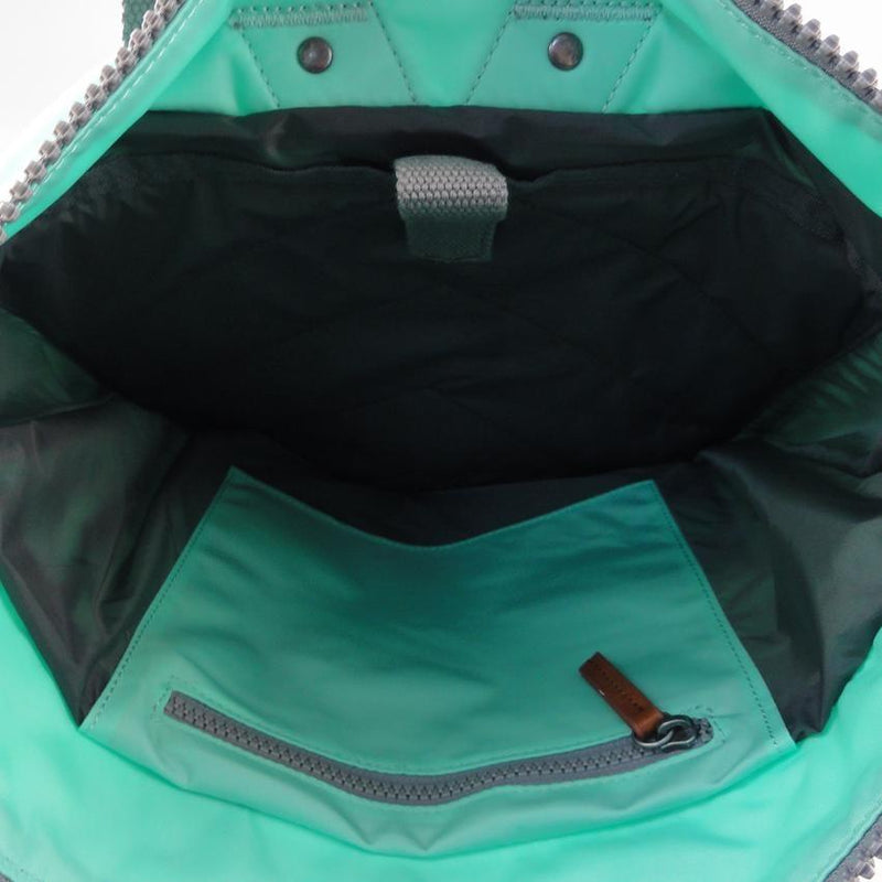 ROKA Small Mint Sustainable Backpack