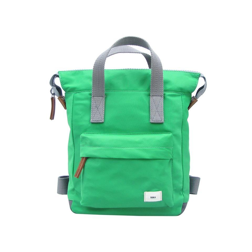 ROKA Small Leaf Sustainable Backpack