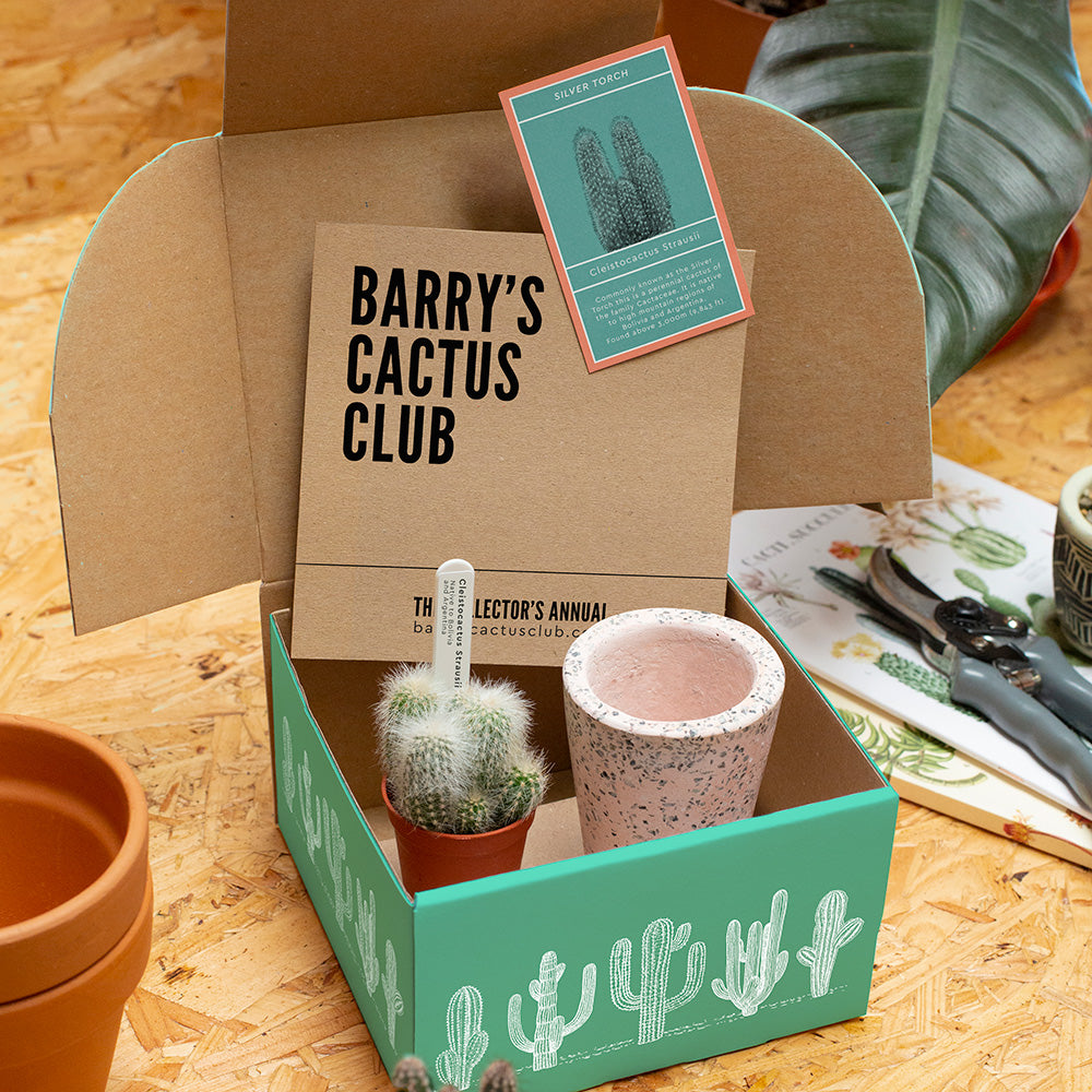 Barry's Cactus Club Subscription