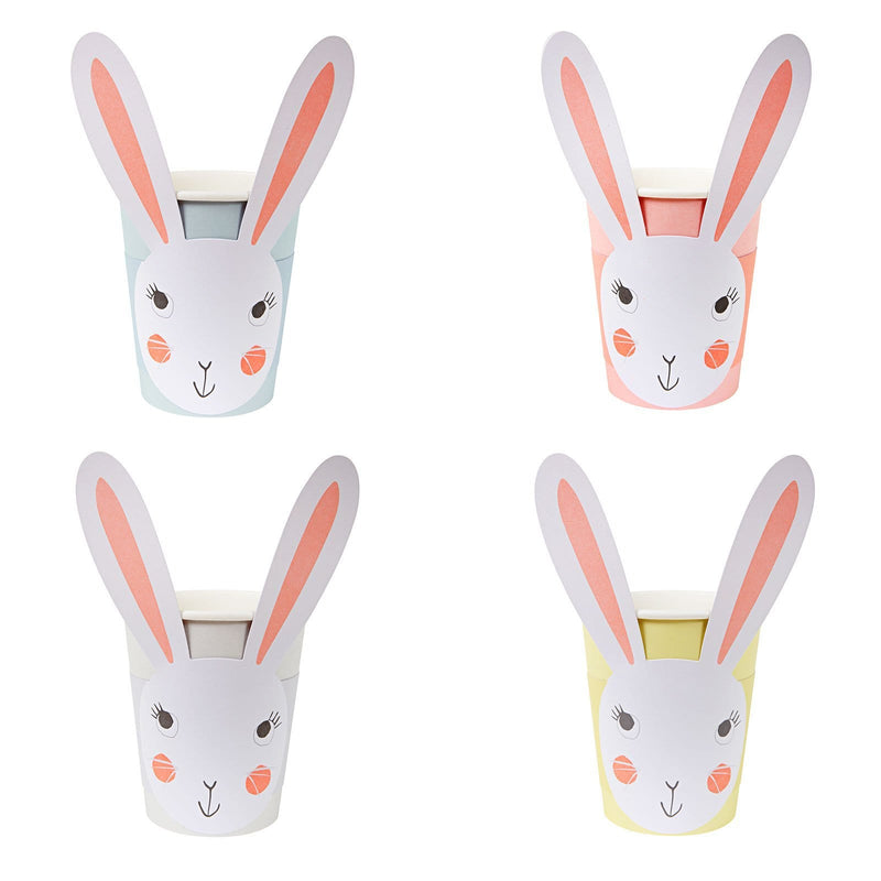 Easter Bunny Party Cups