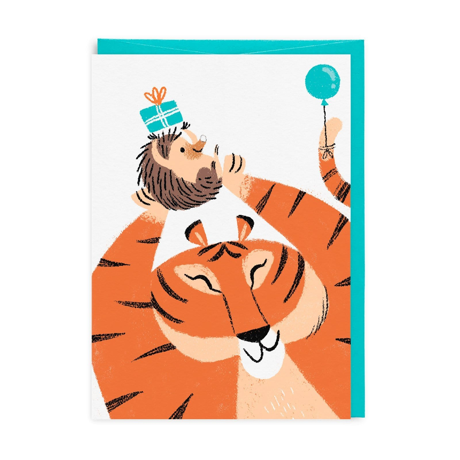 Roarsome Birthday Greeting Card