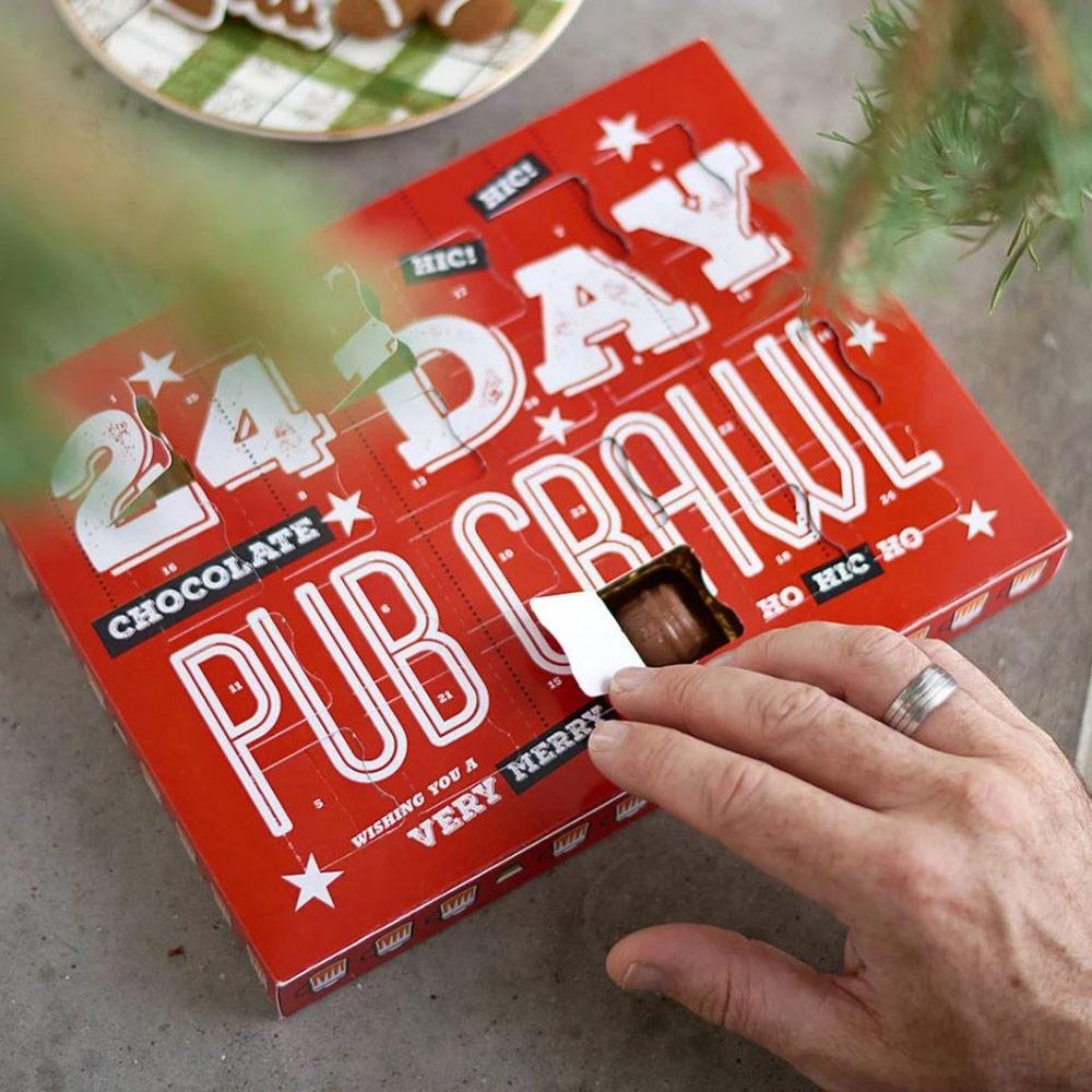 Pub Crawl Advent Calendar