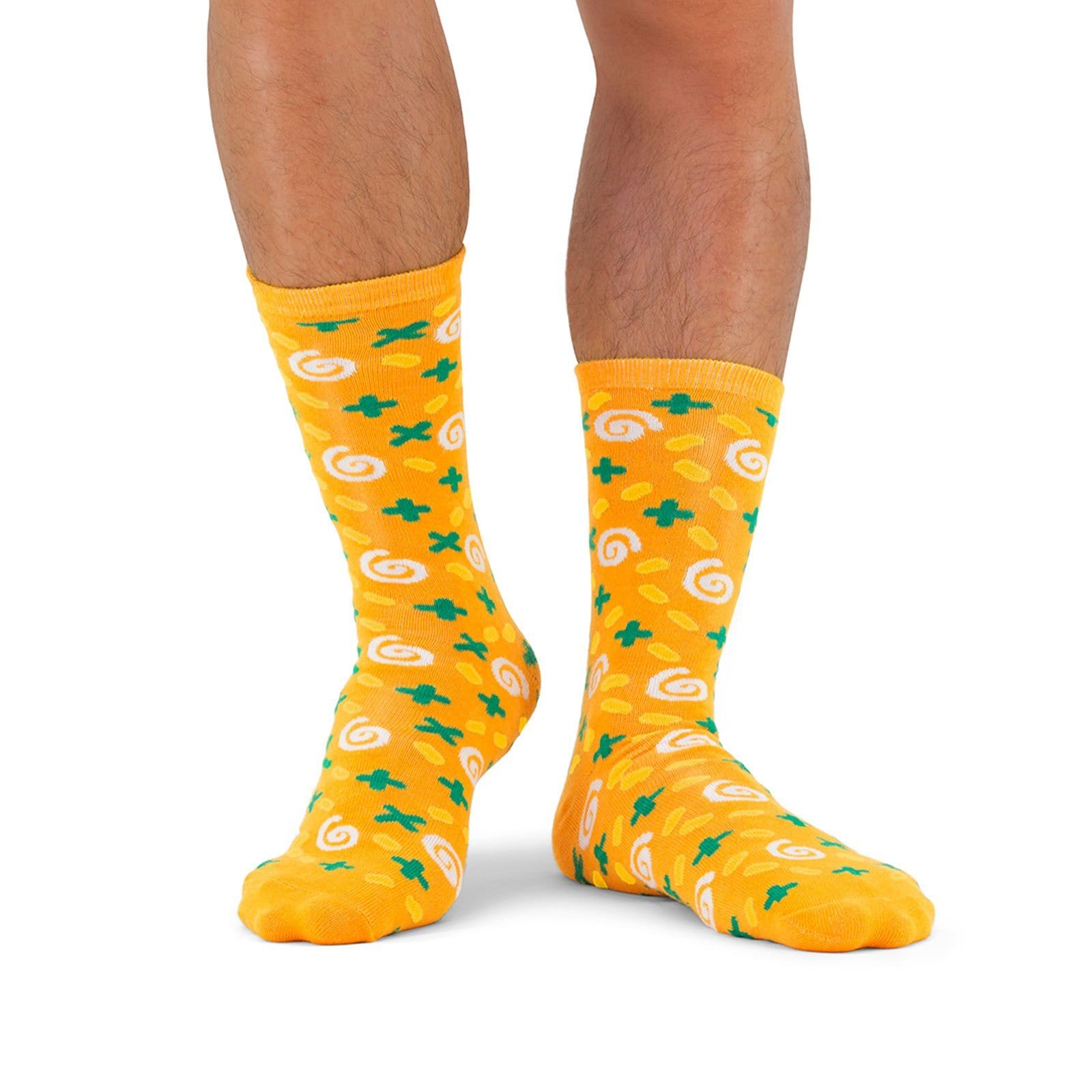 Carrot and Coriander Soup Socks