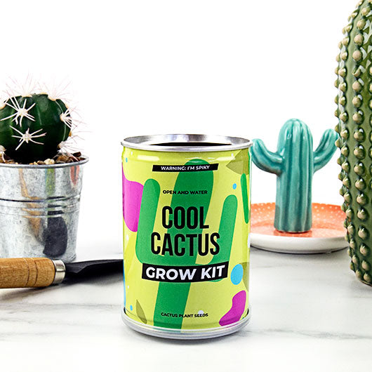 Grow Kit Cool Cactus