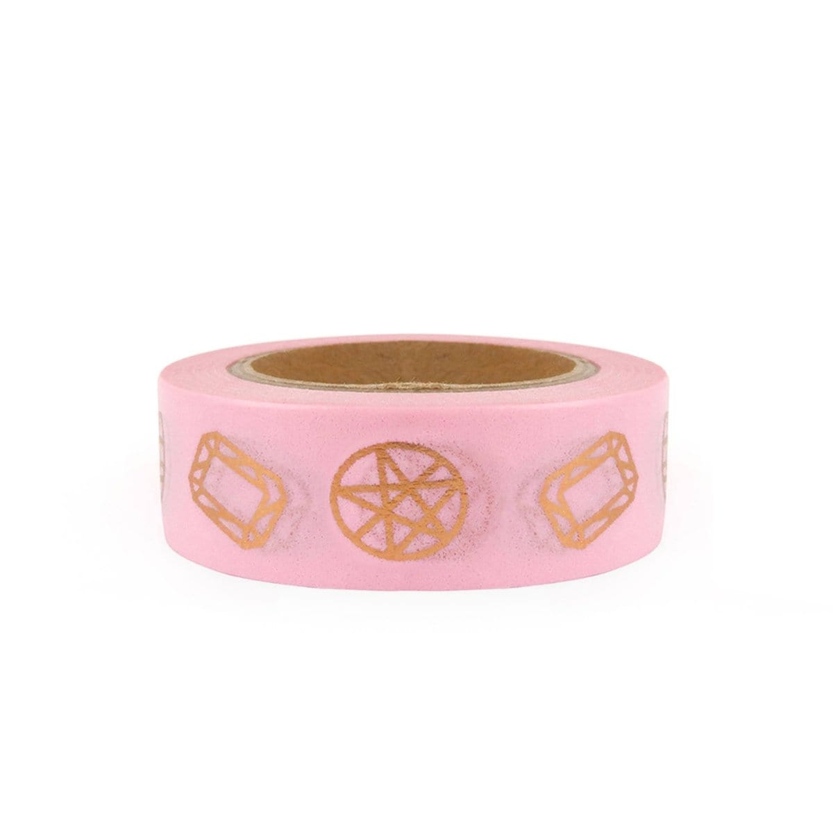 Copper Gemstones Tape