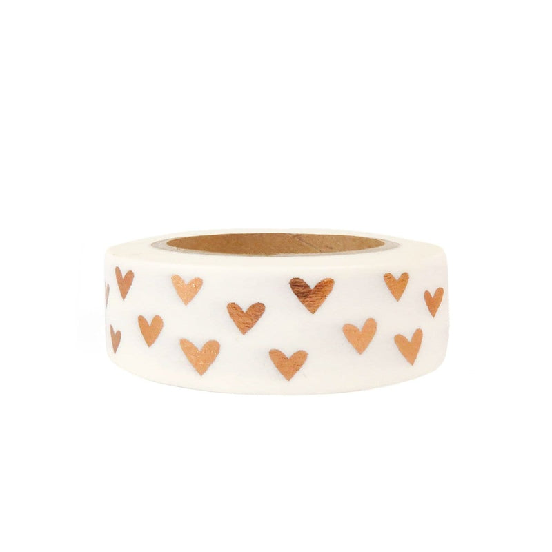 Copper Hearts Tape