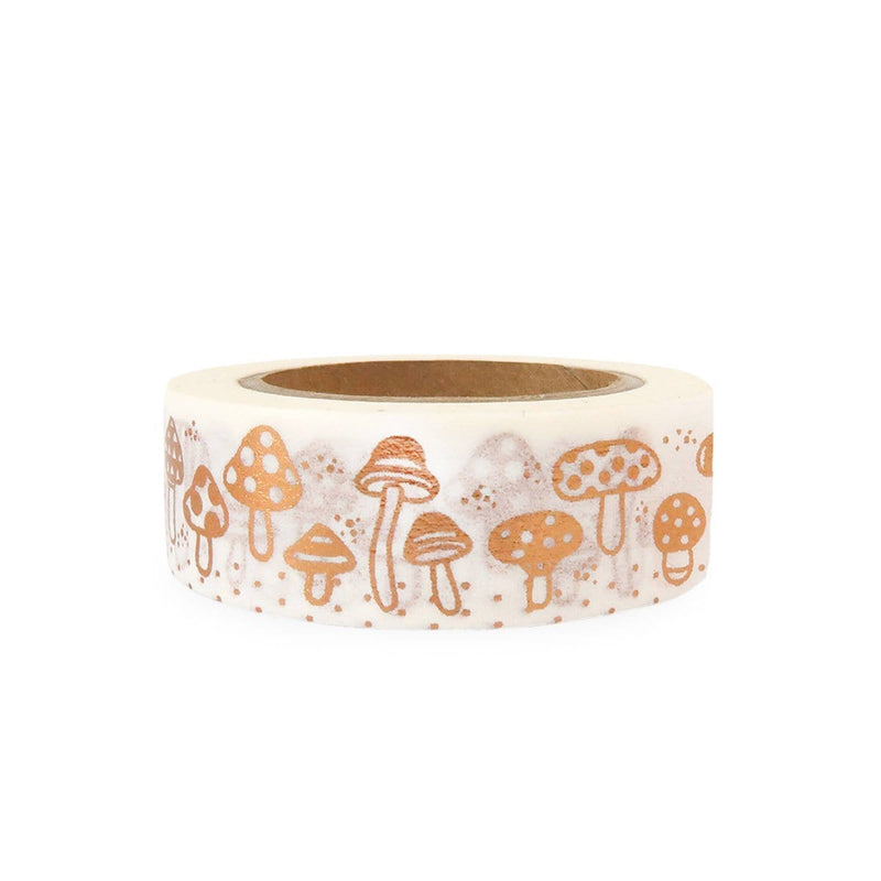 Copper Mushrooms Tape