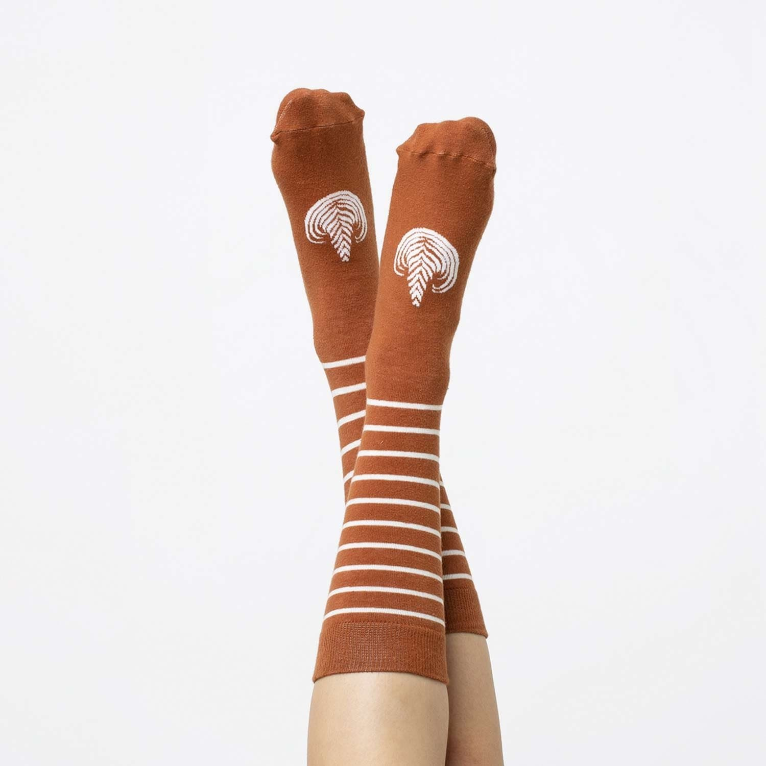 Caffè Latte Socks