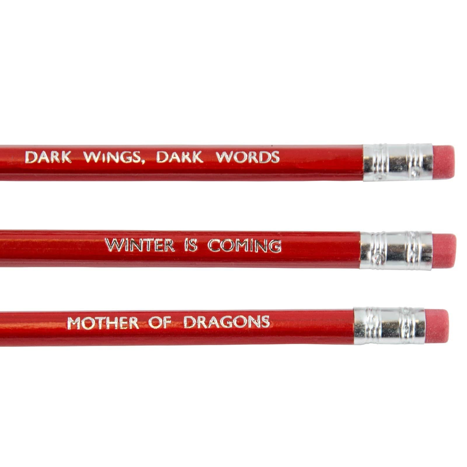 Game of Thrones Pencils