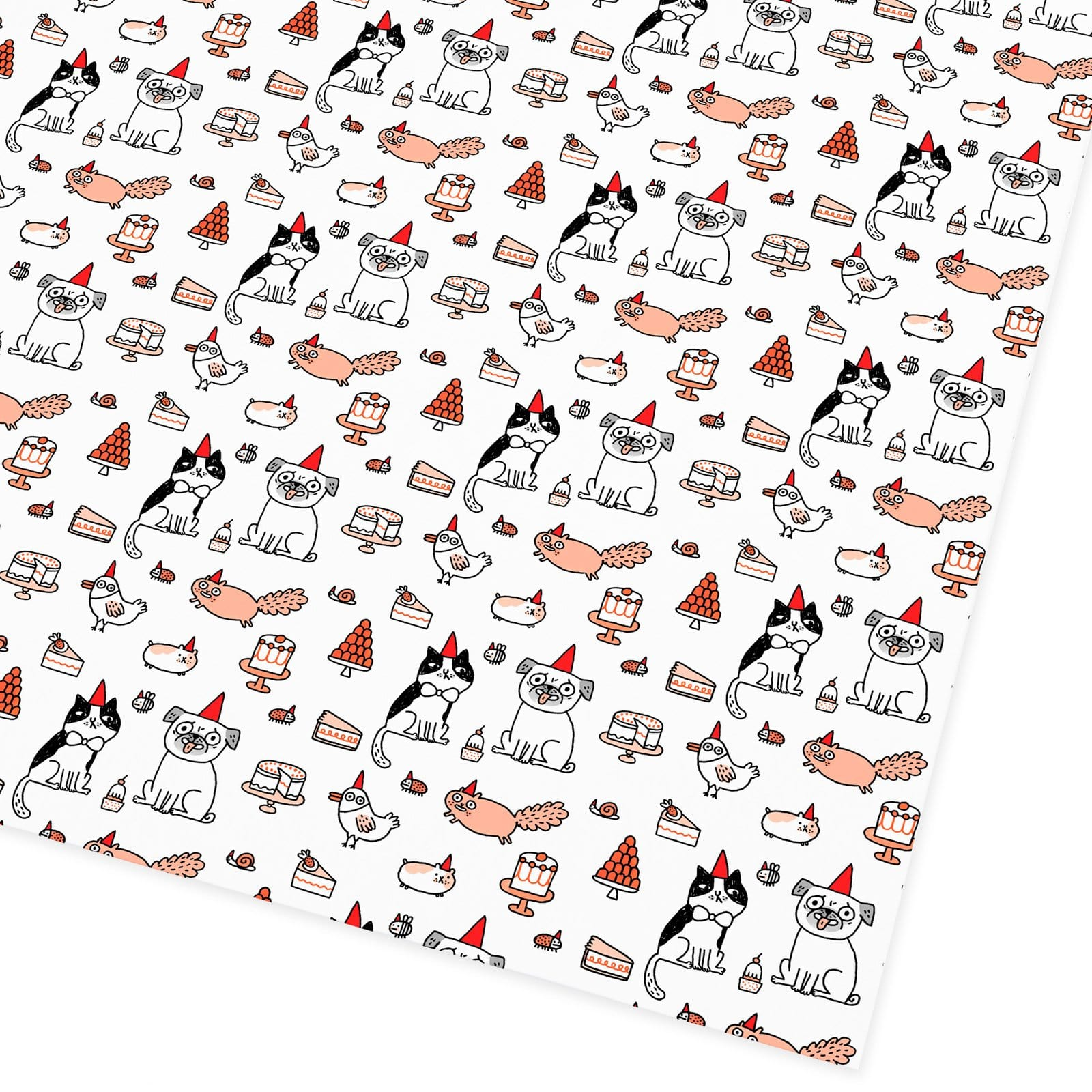 Party Time Giftwrap