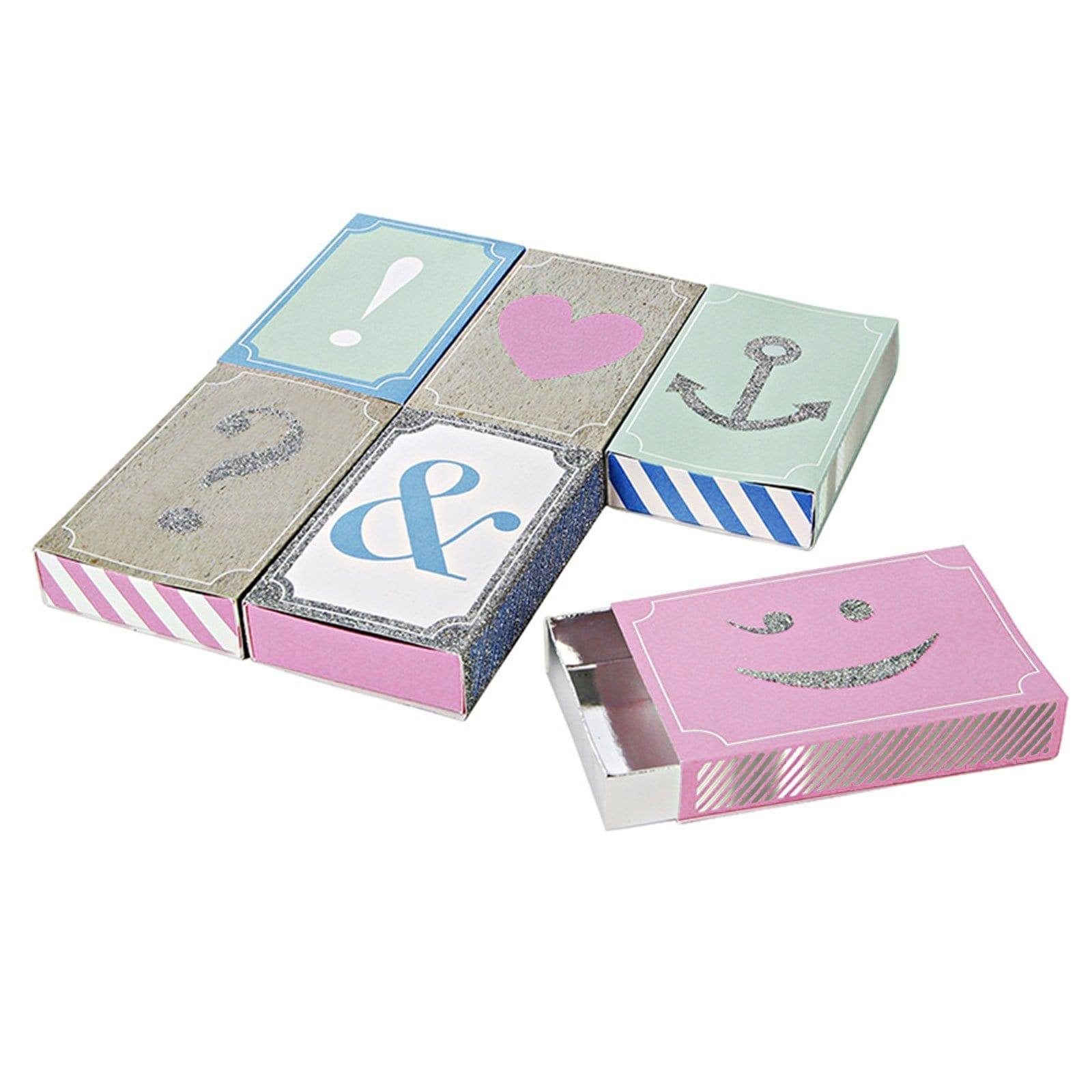 Matchbox Gift Boxes x 6