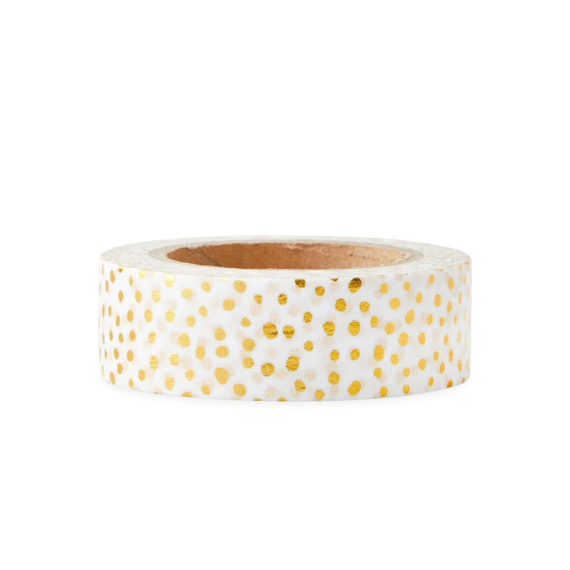 Gold Dots Tape