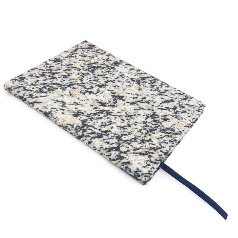 Urban Outfitters x Ohh Deer Blue Granite Linen Notebook