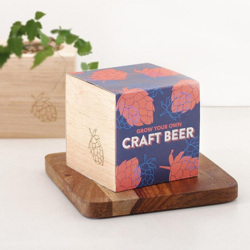 Grow Your Own Craft Beer