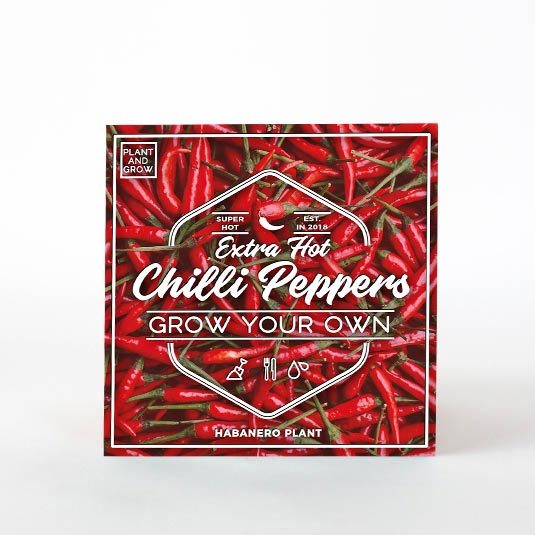 Grow It - Chilli Peppers