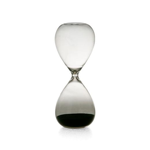 Clear Hourglass Slim