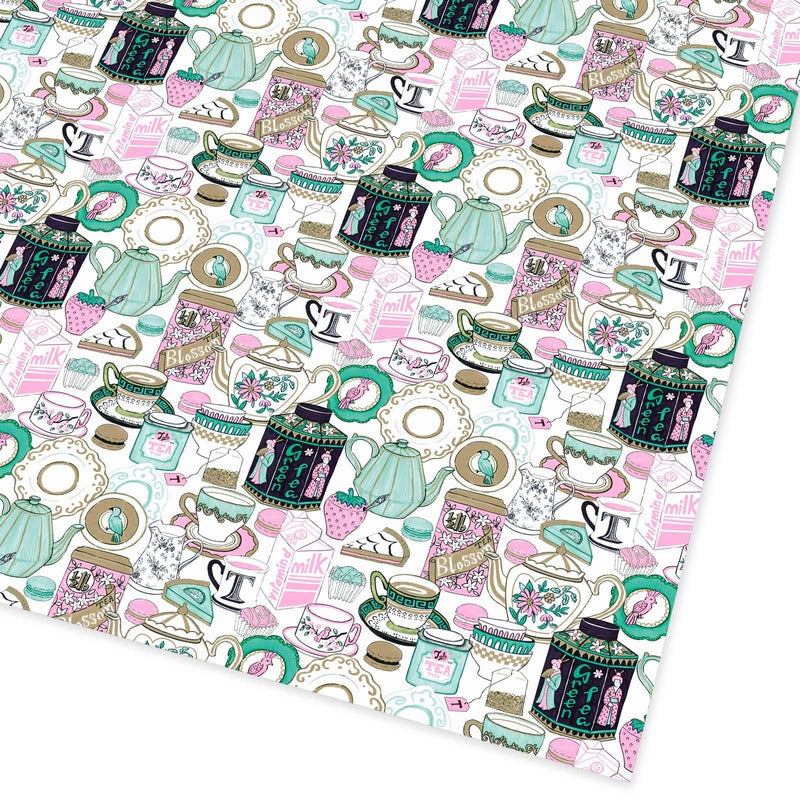 Tea Time Giftwrap