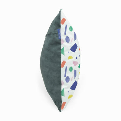 Abstract Shapes Cushion