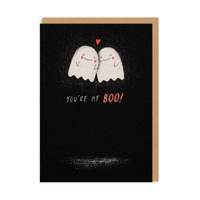 You're My Boo Greeting Card