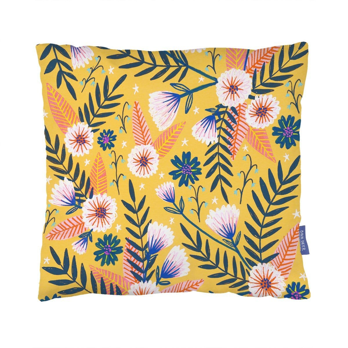 Summertime Garden Cushion