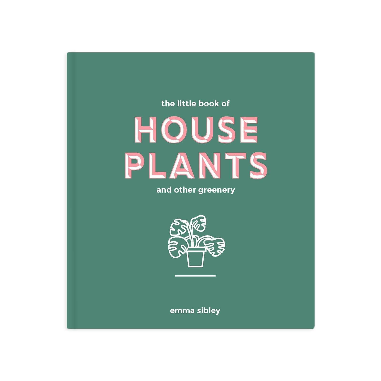 OUTLET Little Book Of House Plants