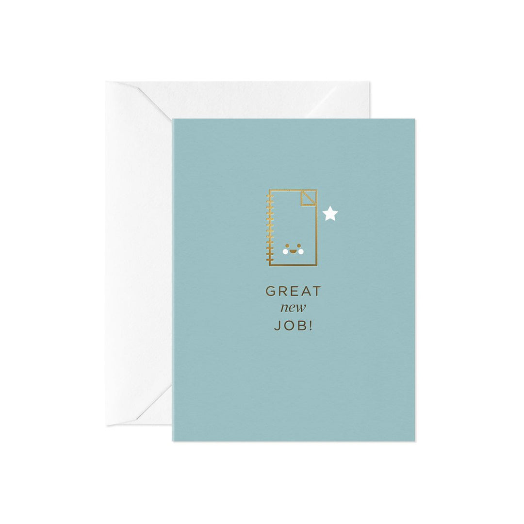 Great New Job! Greeting Card