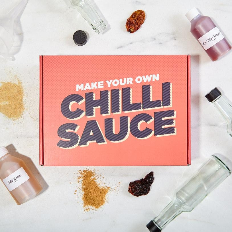 Make Your Own Chilli Sauce
