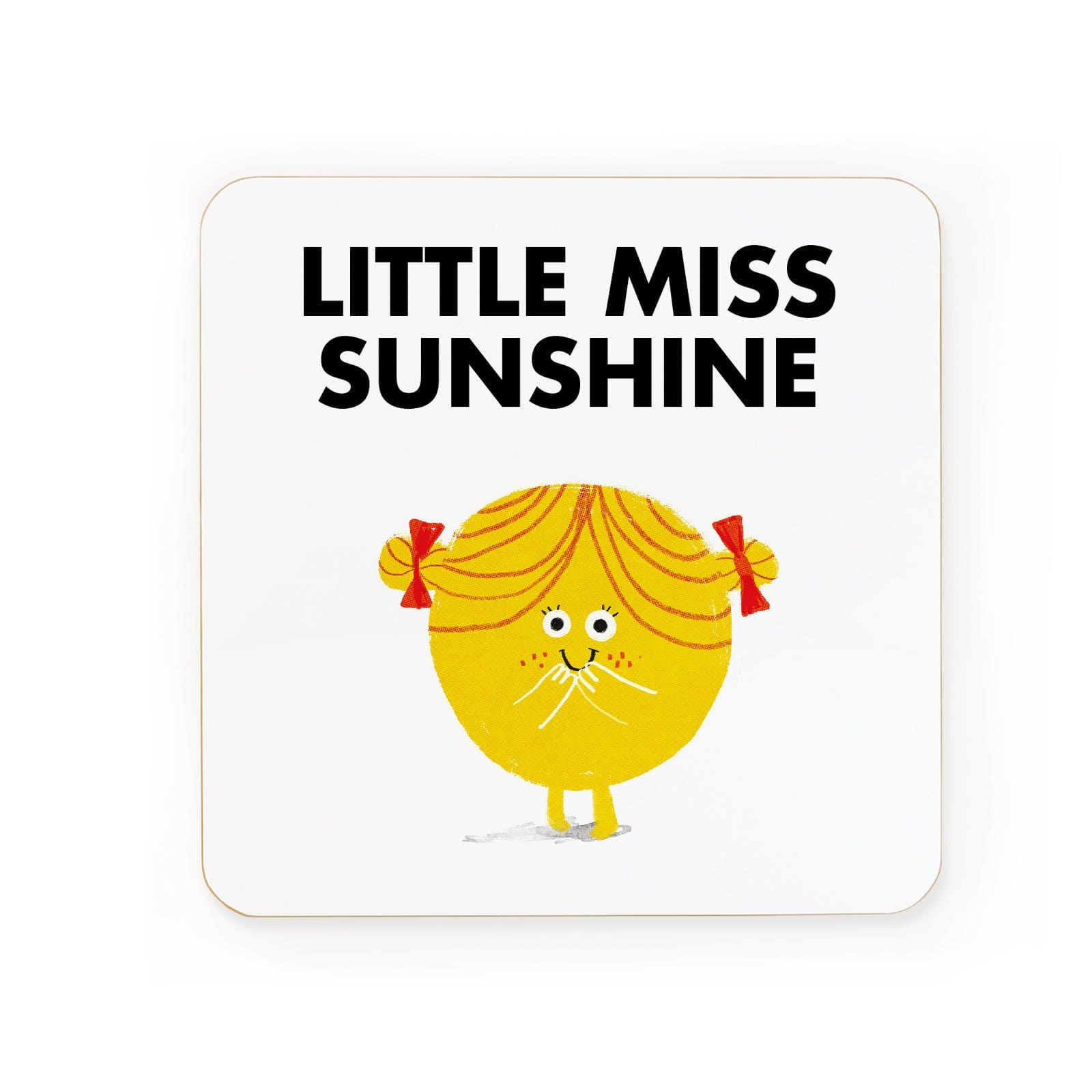 Little Miss Sunshine Coaster
