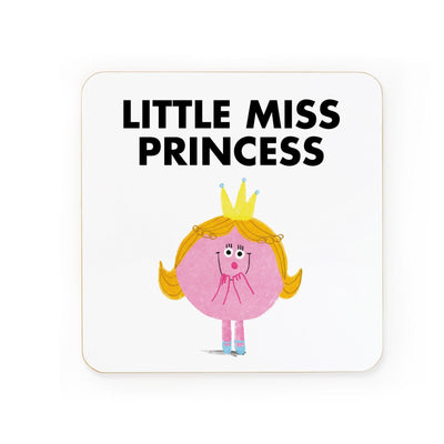 Little Miss Princess Coaster