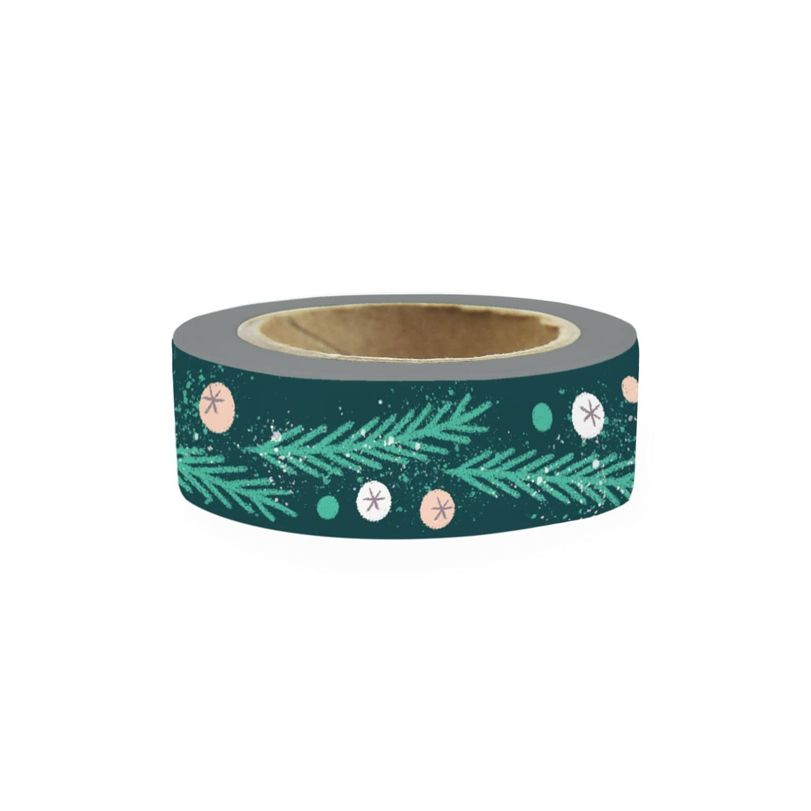 Christmas Ferns Washi Tape