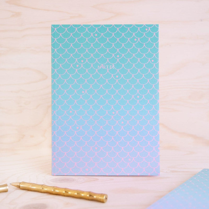 Mermaid Perfect Bound Notebook